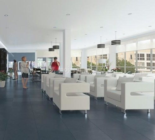 New 1 & 2 Bedroom Senior Living Apartments in Turre, Almeria, From €77,000