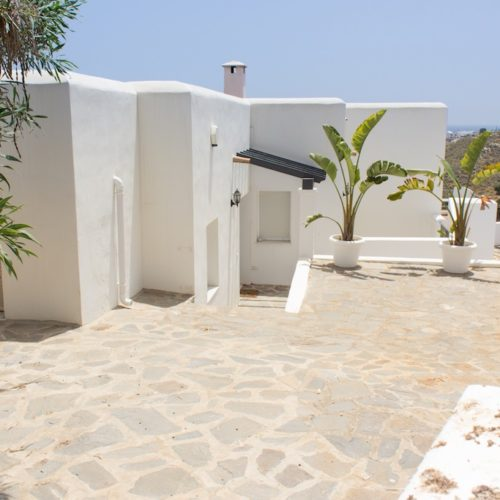Lovely 5 Bedroom Detached Villa with Private Pool in Mojacar Playa, €585,000