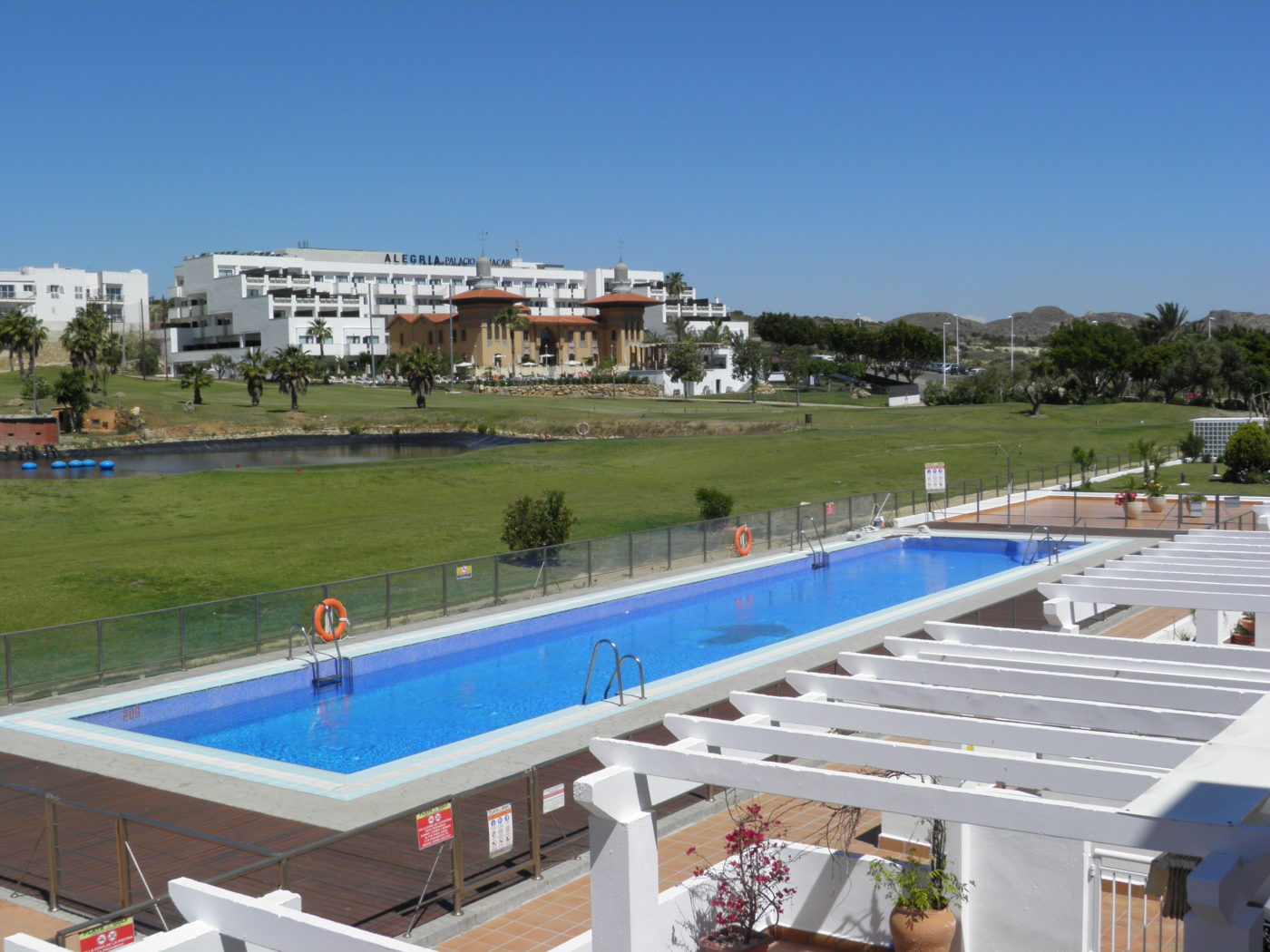 3 Bed Apartment in Playa & Golf