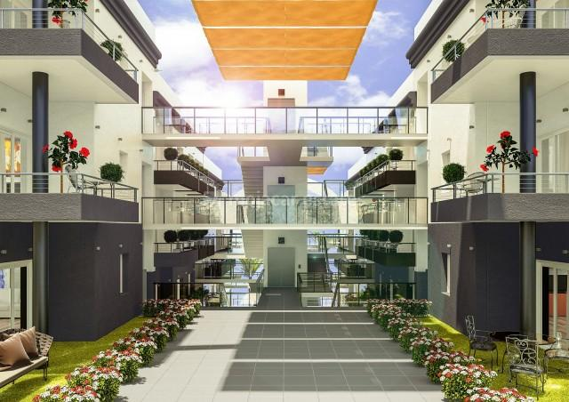 New 2 Bedroom Senior Living Apartments in Turre, Almeria, From €101,000